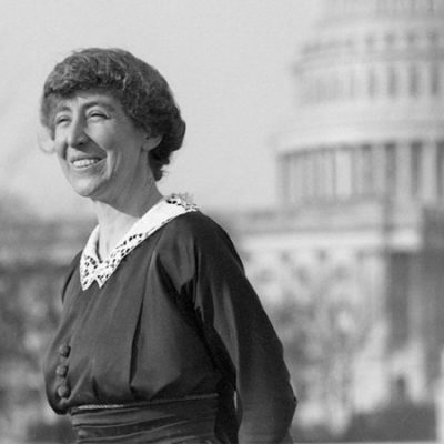 CANCELED: Fierce Grace: Jeannette Rankin