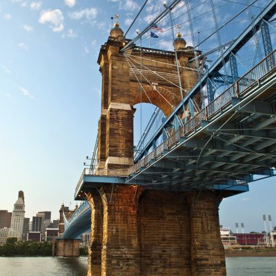 Lunch & Learn | Roebling's Bridge: A Nexus o...