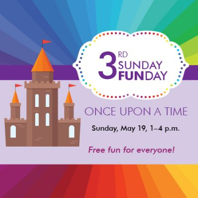 3rd Sunday Funday: Once Upon A Time