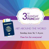 3rd Sunday Funday: Art Around the World