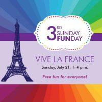 3rd Sunday Funday: Vive La France