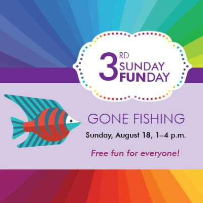 3rd Sunday Funday: Gone Fishing