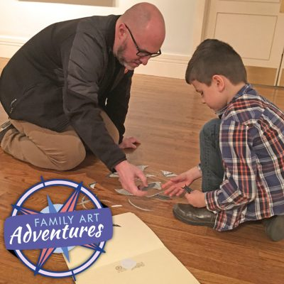 Family Art Adventures | L'Affichomania