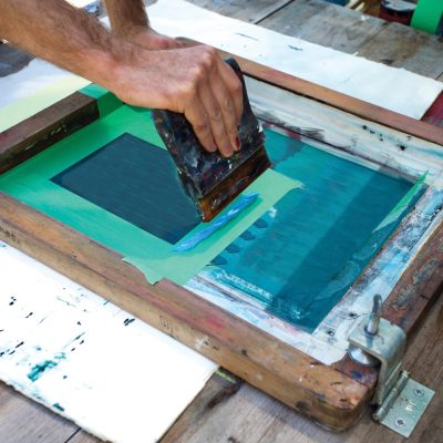 WORKSHOP | An Afternoon of Screen Printing