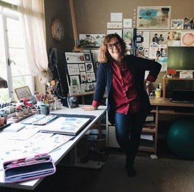 Artist's Eye Tour | Erin Barker