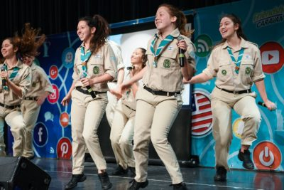 Israeli Scouts Community Concert: Tzofim Friendshi...