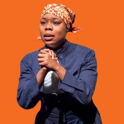 Harriet Tubman: Straight Up Outta' The Underground