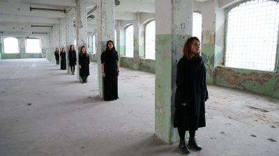 Tania Candiani: Cincinnati Project
