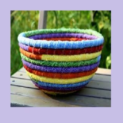 The Barn Art Camp: Make A Fabulous Fabric Bowl (Gr...