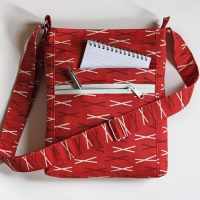 The Barn Art Camp: Sew Your Own Crossbody Bag (Grades 5-12)
