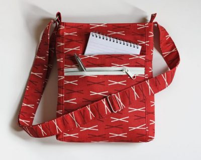 The Barn Art Camp: Sew Your Own Crossbody Bag (Gra...