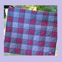 The Barn Art Camp: Sew Your Own Lap Quilt (Grades 5-12)