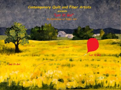 Contemporary Quilt and Fiber Artists Exhibit in th...