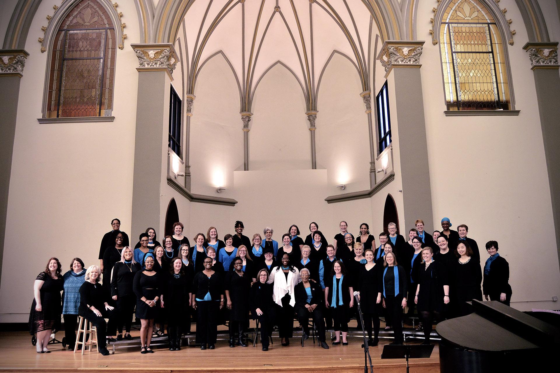 MUSE, Cincinnati's Women's Choir 37th Annual Spring Concert