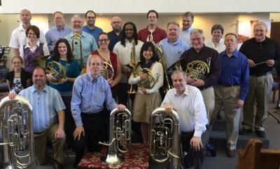 Mt. Auburn Brass at Behringer-Crawford June 13