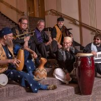 Mambo Combo Puts a Spicy Spin on Music@BCM June 20