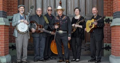 The Grass is Blue - Comet Bluegrass All-Stars Retu...