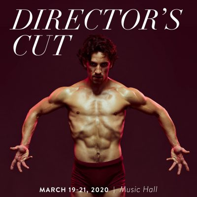 [RESCHEDULED] Director's Cut