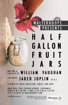 Half Gallon Fruit Jars