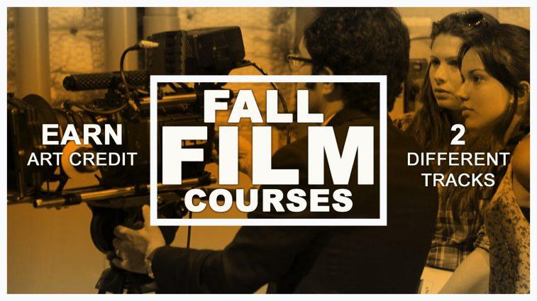 Cinematic Art Courses (Teens 14-19)