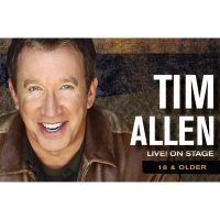 Tim Allen Live in Convert (18+ Mature Audience Only)