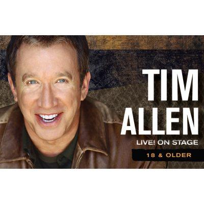 Tim Allen Live in Convert (18+ Mature Audience Onl...