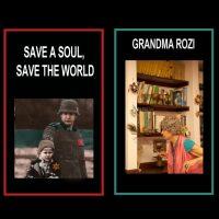 Save A Soul, Save the World / Grandma Rozi