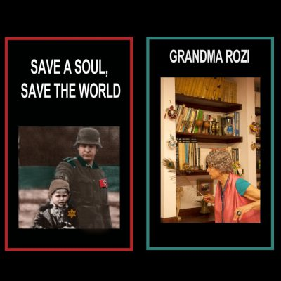 Save A Soul, Save the World / Grandma Rozi