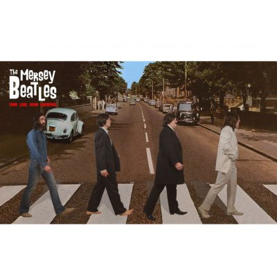The Mersey Beatles: 50 Years of Abbey Road