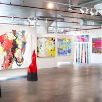 ADC Fine Art's Blink Art Artist Showcase