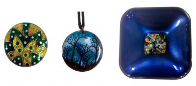 Introduction to Enameling with Tom Ellis