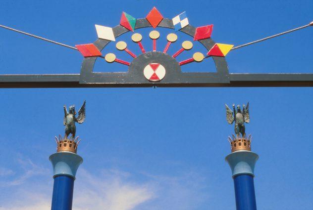 Andrew Leicester: Cincinnati Gateway Revisited