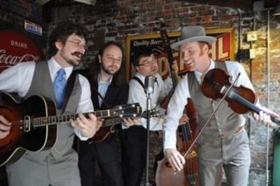 Pickin' Strings and Spinnin' Tales: Jake Speed and The Freddies at BCM July 11