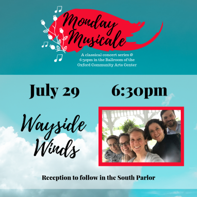 Monday Musicale: Wayside Winds