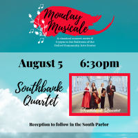 Monday Musicale: Southbank Quartet