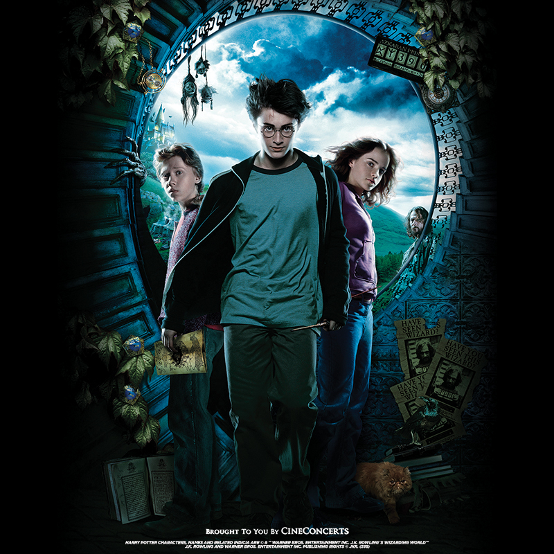 Harry Potter and the Prisoner of Azkaban™ Film with Live