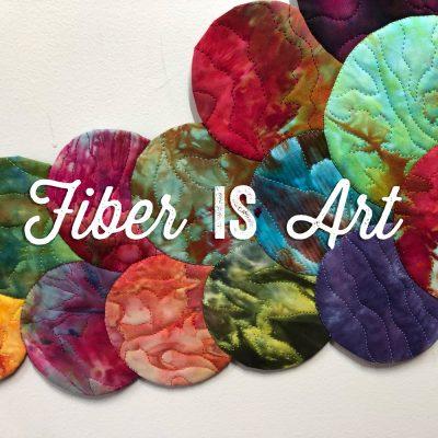 Fiber IS Art
