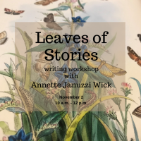 Leaves of Stories Writing Workshop