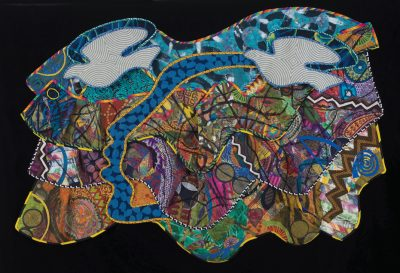Journey to Freedom: Art Quilts by Cynthia Lockhart...