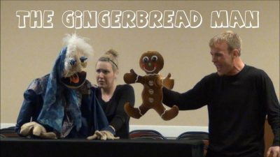 "Linton PBJ and Madcap Puppets Present ""The Gingerbread Man"""