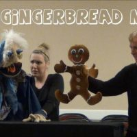 "(CANCELLED) Linton PBJ and Madcap Puppets Present ""The Gingerbread Man"""
