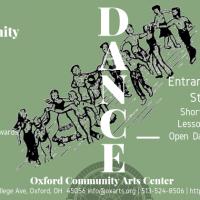 (CANCELED) Oxford Community Dance