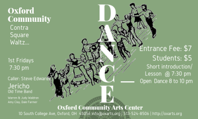 Oxford Community Dance