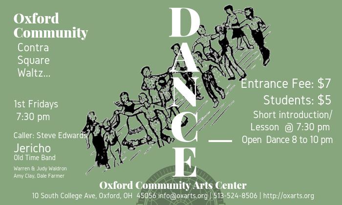Oxford Community Dance