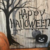 Brush & Bottle - Happy Halloween!