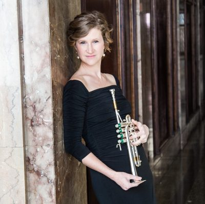 Matinee Musicale Recital with Ashley Hall, Trumpet...