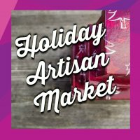 The Carnegie's Holiday Market