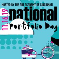 National Portfolio Day at the Art Academy