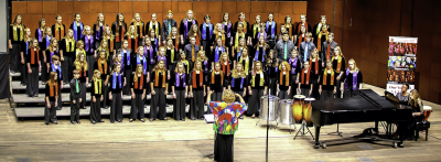Cincinnati Youth Choir : Around the World: Celebrating Our Stories