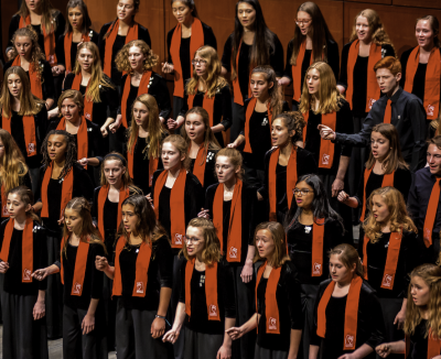 (POSTPONED) Cincinnati Youth Choir: A Musical Mosa...